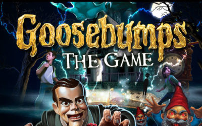 GOOSEBUMPS® THE GAME